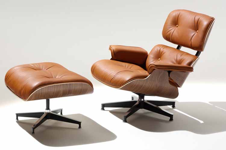 Eames chair: μία από τις εικόνες του σύγχρονου design